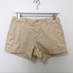 Ralph Lauren Sport Khaki Chino Shorts 3.5 Inches